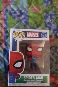 Spiderman funko pop Bakersfield, 93301
