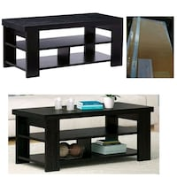 Coffee table, new, delivery Oshawa, L1J 6A8
