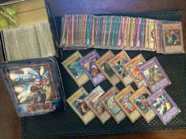 Yugioh lot + RARE Kaiba-XYZ DRAGON Cannon Collector's Tin Series 2