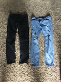 2 pacsun jeans  Sterling, 20164