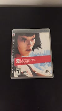 Mirror's Edge PS3 Game Washington, 20008
