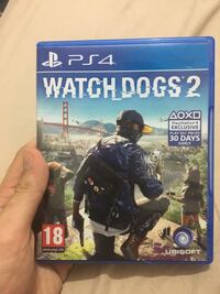 Watch Dogs 2 Ps4 Anamur, 33650