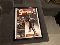 Glass Frame With Iron Man And Avengers Picture Calgary, T3P 0R7