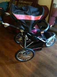 baby's black and pink jogging stroller Columbia, 29209