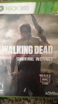 Walking Dead Xbox game Lake Grove, 11755