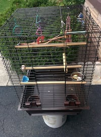 Bird Cage  used for a love bird   Mississauga, L5A 1M6