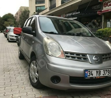 2009 Nissan Note 1.5 DCI VISIA 826366f8-bbfc-4931-ae66-4d714a4d3282