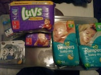 Size 1 diapers  Orlando, 32805
