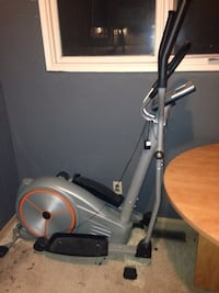 Tempo fitness elliptical trainer Calgary, T2A 5B7