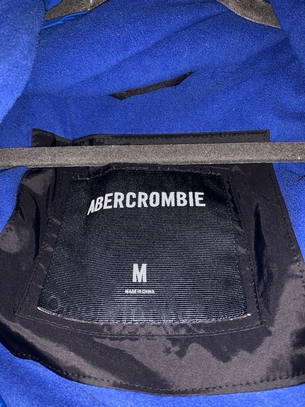 Abercrombie and Fitch Jacket f18104f8-a076-4a10-89eb-7957fb4be1e0