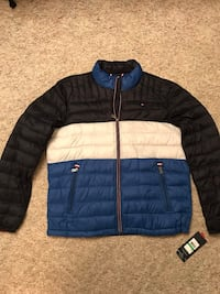 Tommy Hilfiger Quilted Packable Ultra Loft Jacket Silver Spring, 20902