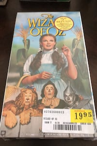 The Wizard of Oz VHS Unopened - 1995 Charleston, 29455