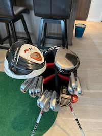 Full golf set - perfect for mid-low handicap. Titleist, Taylormade ++ Arlington, 22201
