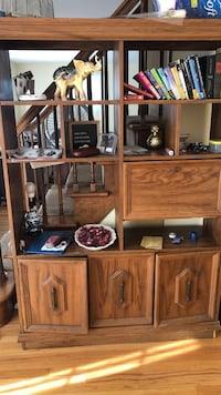 Bookcase with cabinets Warwick, 02889