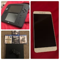 PS4 2TB , 2DS and Blu ViVo android unlocked