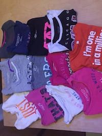Young lady's Aeropostale shirts  Parkersburg, 26104