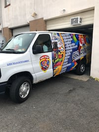 commercial wrap for van full color waterprof Clifton