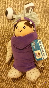 Monsters, Inc - Boo doll