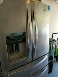 stainless steel french door refrigerator Dumfries, 22026