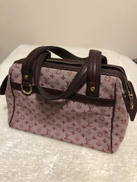 AUTHENTIC LOUIS VUITTON Cherry Mini Monogram Josephine PM Bag Toronto, M2J 2C2