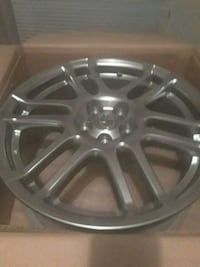 I sell these wheels 7.5 / 17 I bought them for my car but they didn't