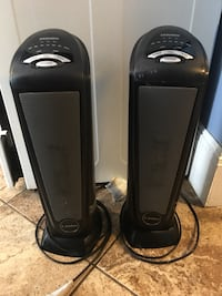Two for the price of one. Rotating heaters with remotes Weymouth, 02189