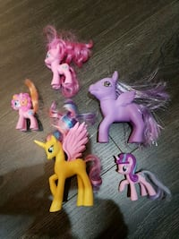 My little ponies Surrey, V3W 3M7