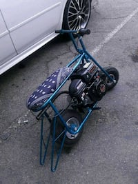 black and blue dune buggy Los Angeles, 90002