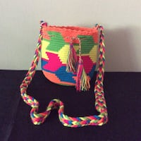 Colombian small bags handmade free shipping  Columbia, 17512