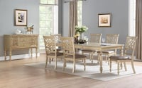 Stunning New Table & 6 Chairs On Sale! New York, 11435
