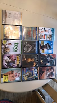 13 DVDs rated R Selden, 11784