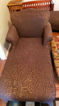 Chaise lounge $30