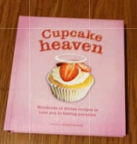 Cupcake Heaven cookbook  Murfreesboro, 37127