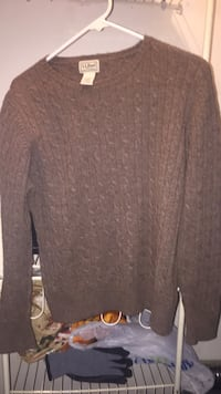 L.L.Bean sweater M-REG Barre, 05641