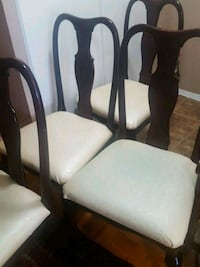 white and black wooden armchair Oakville, L6M 3C6