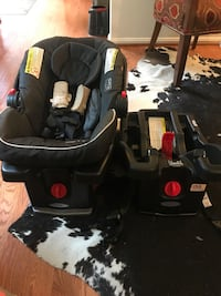 Graco car seat and bases  Silver Spring, 20901