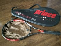 Prince Tripple Thread Hornet 26 Tennis Racquet Grip 0 Carbon Titanium  Whitchurch-Stouffville, L4A 0J5