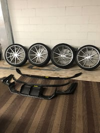 "20"" WHEELS AND TIRES FOR BMW M4 GLENDALE"