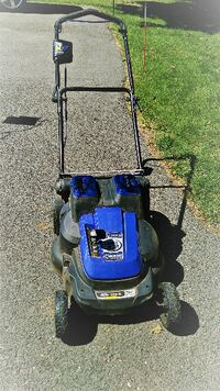 Electric Lawnmower Holden