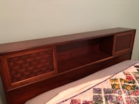Full size bed and nightstand Lane furniture  Raynham, 02767