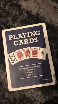Playing Cards Book Ocean Gate, 08740
