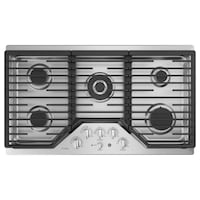 "GE Profile PGP9036SLSS 36"" Stainless Steel Gas Cooktop- Brand New  10 km"