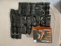 Never used ankle weights  Melbourne, 32935