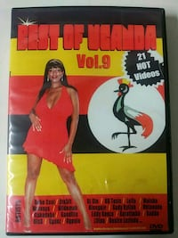 Best of Uganda vol. 9 music video dvd