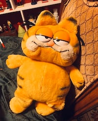 Garfield plush toy!! Cambridge