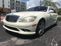 Mercedes - S550 - 2007/ CLEAN TITLE/ TÍTULO LIMPIO/ FINANCIAMIENTO DISPONIBLE PARA TODOS/ FINANCING AVAILABLE FOR EVERYONE  Hollywood