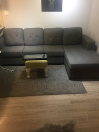 Structube Sectional Couch  Toronto, M4M 3A5