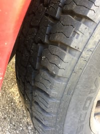 black auto tire with tire Randallstown, 21133