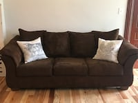 Chocolate Brown couch, loveseat, chair and ottoman Germantown, 45327