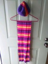 Children's scarf and beanie set Conway, 29526